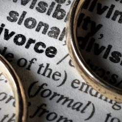 Divorce and Wills